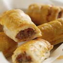 Pie, Sausage Roll - Baked