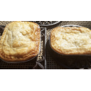 Pie, Spinach & Feta Family size +-700g (unbaked & frozen)